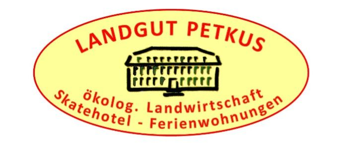 Logo von Petkus erblüht